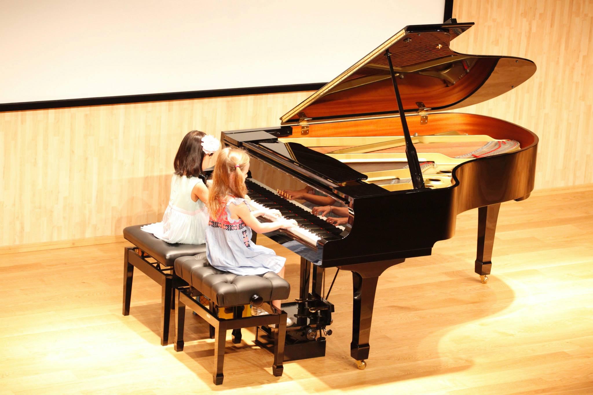SUZUKI PIANO METHOD
